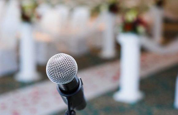 一個稱職的婚禮司儀會面對的突發狀況
