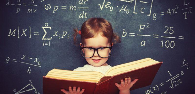 培養孩子對數學產生興趣