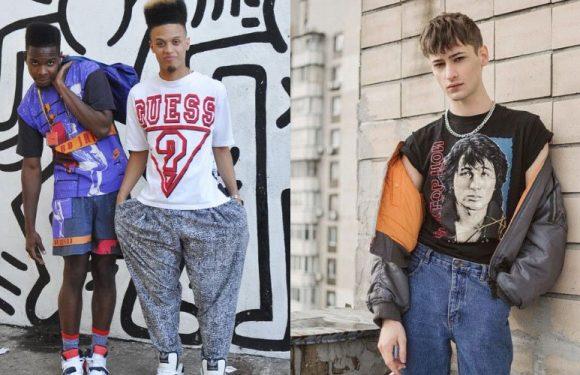 不一樣時代衣服褲子廓型的差別及其造紙術演化