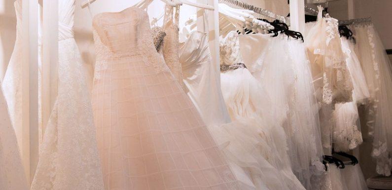這些婚紗禮服店營業員絕對不會對你說的試紗內幕